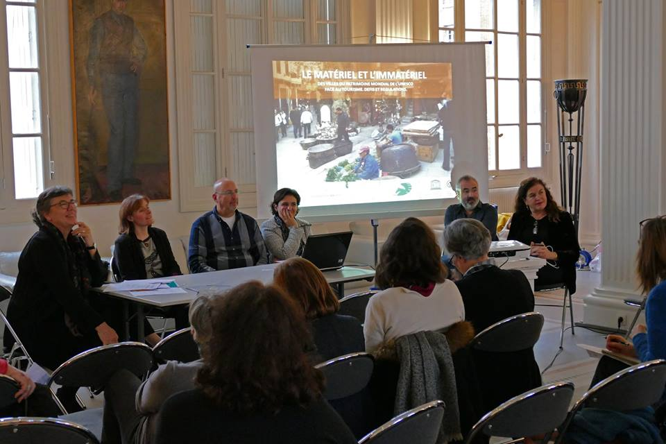 "9º Seminario UNITWIN/UNESCO ""Tangible and intangible Heritage in World Heritage Cities; tourism challanges and regulations"""